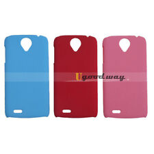 Colorful High Quality Matte Hard Back Cover Case For Lenovo S820 Smart Phone