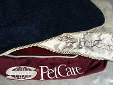 Pet bed covers offer warmth & elegance for pampered pets. Makes a great gift.