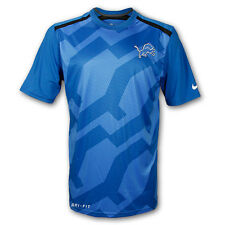 Detroit Lions 2013 On-Field Dri-FIT Baselayer by Nike