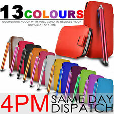Premium PU Leather Case Cover Skin For Samsung Galaxy Y Pro Duos B5512