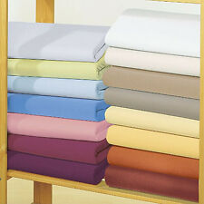 1000TC COMPLETE USA BEDDING COLLECTION 100% EGYPTIAN COTTON ALL SIZE & COLOR