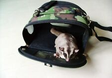 "LIMITED EDITION Sugar Glider-Rat-Squirrel-Rabbit ""FASHION"" Bonding Bag Washable"