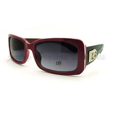 DG Eyewear Womens Sunglasses Rectangular Designer Fashion Shades