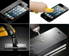 iPhone 5 Premium Tempered Glass Screen Protector 0.4mm NOT Cheaper 0.3mm version