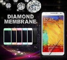 Diamond Bling Glitter Shimmer Sparkling Screen Protector Film for Samsung Note3