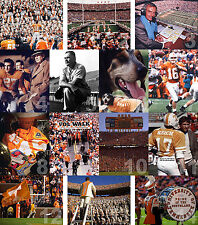 "Tennessee Volunteers UT Vols Peyton College Football Photo 11""x14"" 14 CHOICES"