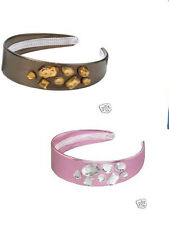 LIMITED TOO AWESOME BLING METALLIC HEADBAND GIRLS