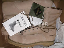 Made in USA Bates US ARMY Military ICB TW Goretex Temperate Combat Boots 10.5
