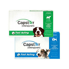 Capstar Flea Tablets for Dogs & Cats