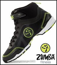 ZUMBA Flex Classic HIGH-TOP SHOES TRAINERS HIP HOP DANCE! - Zumba's Top Line!!