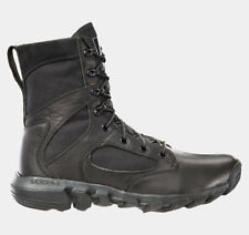 NEW! Men's Under Armour Alegent Tactical Boots  - Black UA hiking All Sizes