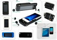 iPhone 5 5s Solar extra Battery Case power bank External USB charger apple gift