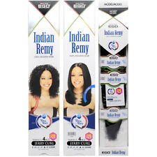 Model Model Remy Human Hair EGO Wet & Wavy Indian Remy Perfect 4pcs Jerry Curl