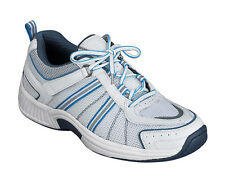 Orthofeet Women's Athletic Tieless shoes