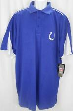 Indianapolis Colts NFL Apparel Dri Fit Performance Polo Shirt Big & Tall Sizes