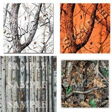 1 New 12X12 Papers Best CAMOUFLAGE TREES SCRAPBOOK SHEET Outdoor Hunting Camo