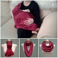 BREASTFEEDING/NURSING SCARF/SASH - COVER UP BY BABYBIZNESS
