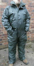 NEW Waterproof Coverall / Overall / All In One Suit Army Green Fishing / Hunting