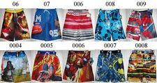 Boy's Swimming Trunks - Choice of Design - Size 6/7 - Group 1