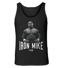 IRON MIKE TYSON VEST - Tyson_Rogue_Legend_Boxing_Gym_Dope_Swag_Hip Hop_Supreme