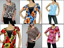 New Wholesale Lot Womens plus size Top Shirt Blouse Dress Sexy Summer XL 2XL 3XL