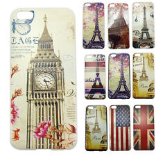 HOT SALE For Apple iPhone 5C Pretty Tower Big Ben Print Protector Case Cover New
