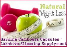 Extract Garcinia Cambogia Capsules : Weight loss,Slimming,Fat burner,Laxative
