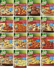 German KNORR FIX - For Mince meat - 4 bags - SHIPPING FREE