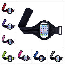 Sports GYM Mesh Armband Running Gym Case Bag for iPhone 4 4S Samsung Galaxy S3
