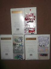 DIY Card Making Kits, Cards, Envelopes & Accessories Posted First Class