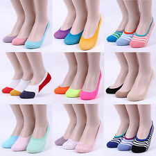 CHOICE!! WOMAN INVISIBLE NO SHOW COOL loafer boat footie women peds SOCKS[USFX]