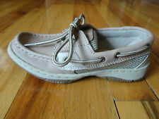 Highland Creek Boy's Tan Southport Dress/Boat Shoes NIB