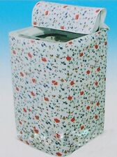 Waterproof Thick Elegant Floral Washing Machine Dust Cover Protection Shield GBW