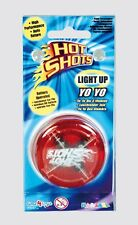 Hot Shots Light Up YoYo Yo Clutch Mechanism Toy Speed Ball High Performance