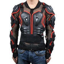 Men's New Style Outdoor Motorcycle Armor Sports Armor Body Protection Jacket