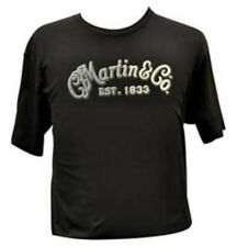 OFFICIAL CF Martin Guitar Brush Metal Tee Shirt w/Logo T-Shirt - Various Sizes