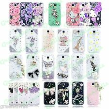 Cute Bling Diamond Luxury 3D Handmade Hard Case Cover For Samsung Galaxy