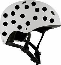 Ski Helmet Polka Dots Vinyl Stickers Decals Bike Cycle Quad Scooter Snow Dot