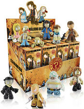 THE WALKING DEAD MYSTERY MINIS - CHOOSE YOUR FIGURE - SERIES 1 FUNKO