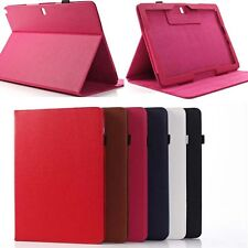 Luxury Flip Leather Stand Case Cover For Samsung Galaxy Tab Note Pro P900 P600