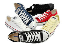 Converse All Star Core Oxl Womens Mens Trainers Grey Navy Purple Red New Shoes