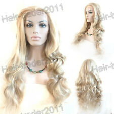 """16""""-28"""" Synthetic Lace Front Wig new women's Front Lace Full wig X8"""