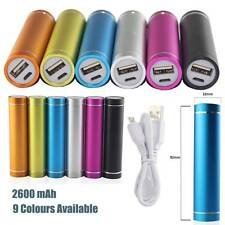 2600 mah Portable Powerpack External Backup USB Battery Charger For Mobile Phone