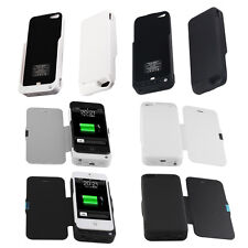 4200mAh For iPhone 5 IOS7 External Battery Backup Charger Power Bank Case Cover