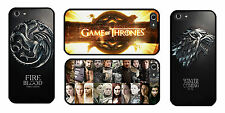 Game of Thrones  iPhone 4 4s 5 5s Samsung Galaxy S4 Mini HTC One X Hard Cover