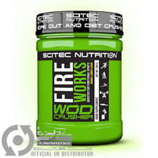 Scitec Nutrition WOD CRUSHER FIREWORKS 360g - BOOSTER FOR FUNCTIONAL SPORTS
