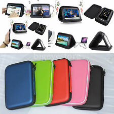 "Colorful Speaker PU Case+Film+Stylus For 9"" Hipstreet Electra 2/FLARE 2 Tablet"