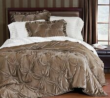 Velvet Comforter Set w/2 Shams - 50% OFF - LAST LISTING @ THIS PRICE