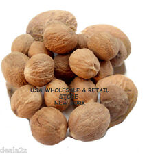 WHOLE NUTMEG WITHOUT SHELL JAIFAL JAIPHAL INDIAN FOOD SPICE HERB AYURVEDA USA