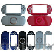 Fascia Full Housing Case Cover Buttons Keypad for Sony PSP 2000 2001 2003 2004